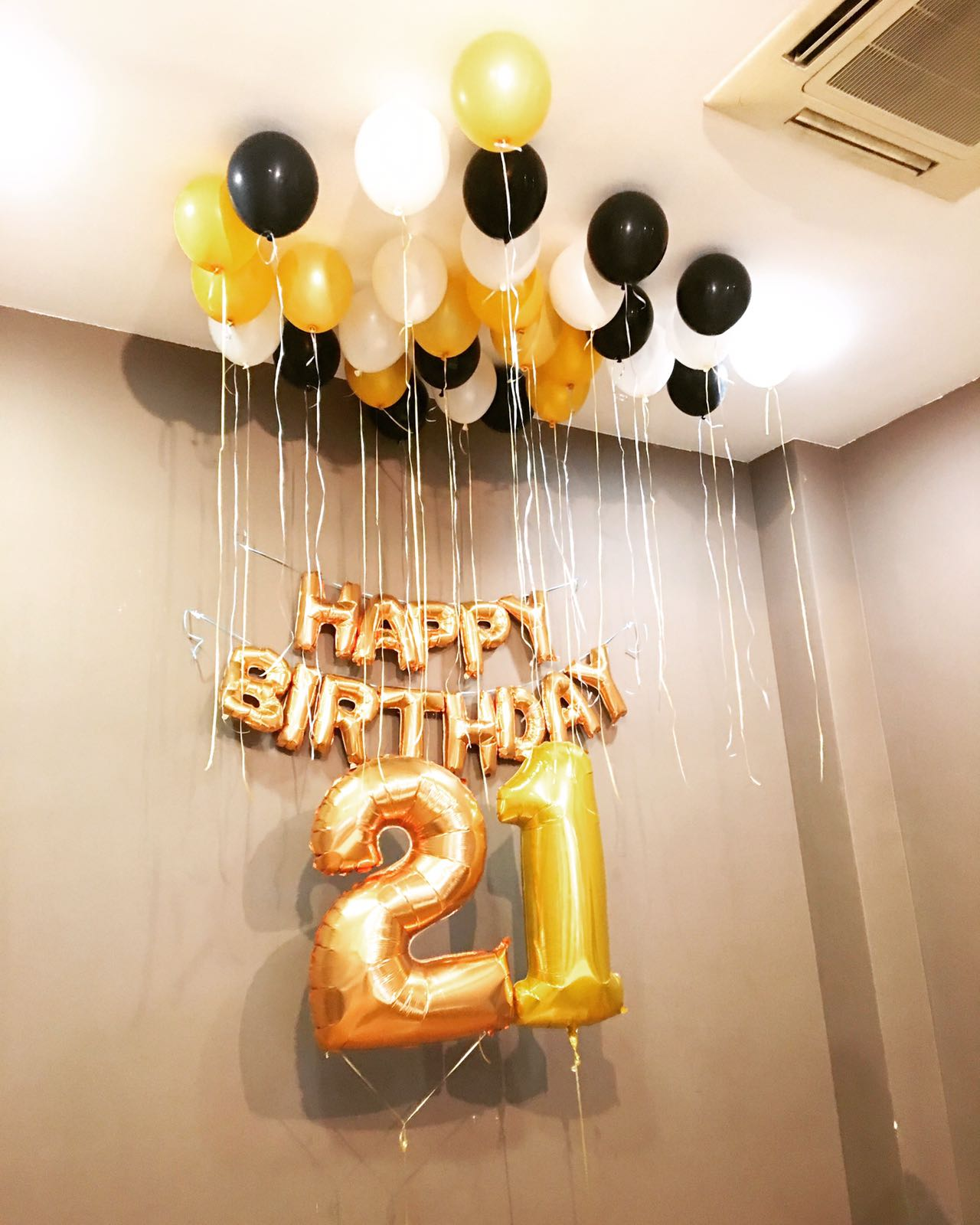 Singapore helium balloons delivery the balloon thing for 21st birthday decoration packages